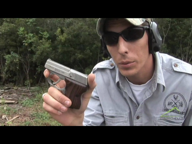 Concealed Carry 32 Caliber Guardian