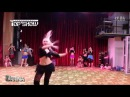 DIVA DARINA in China FUSION BELLY DANCE DRUM SOLO The Great Gatsby