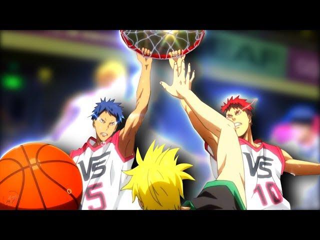 Kuroko No Basket: Last Game「AMV」 - Die youngᴴᴰ