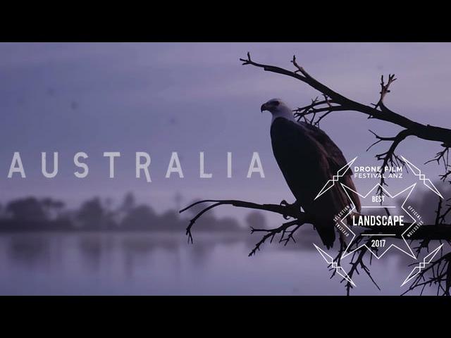 AUSTRALIA The Eagle Eye by Nick Robinson - Best Landscape - Drone Film Festival ANZ x SanDisk