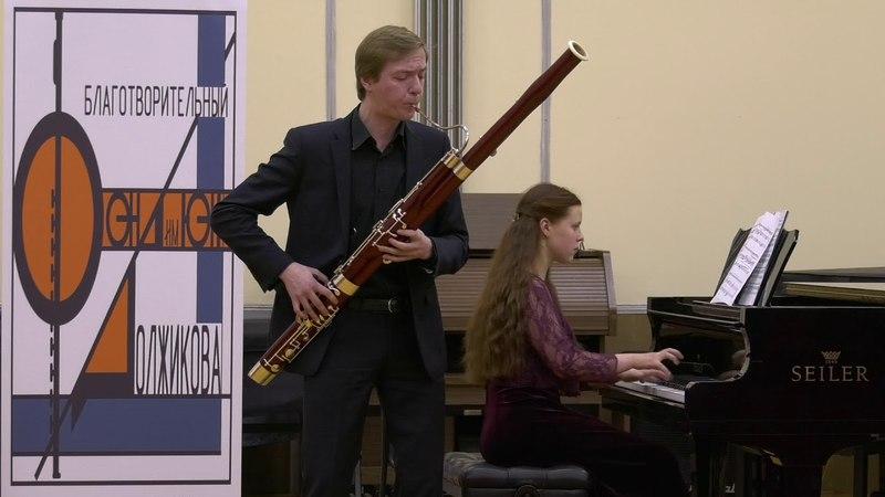 Селезнёв Павел (фагот) группа Д