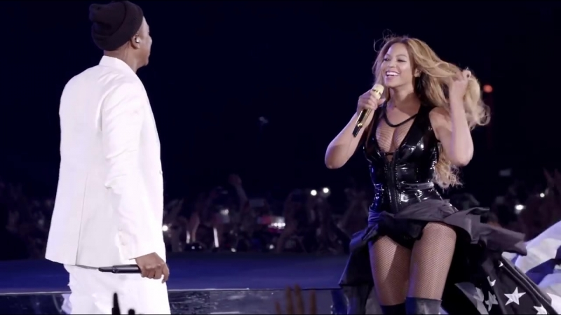 Beyoncé Jay Z - Forever Young/Halo ( Live at On The Run Tour)