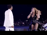 Beyoncé & Jay Z - Forever Young/Halo ( Live at On The Run Tour)