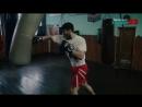 Тренировка Чемпионов @6 Работа на боксерском мешке груше mp4