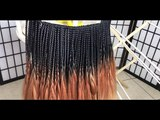 #280. HOW TO GET THE BRAIDS THE SAME SIZE, part 2
