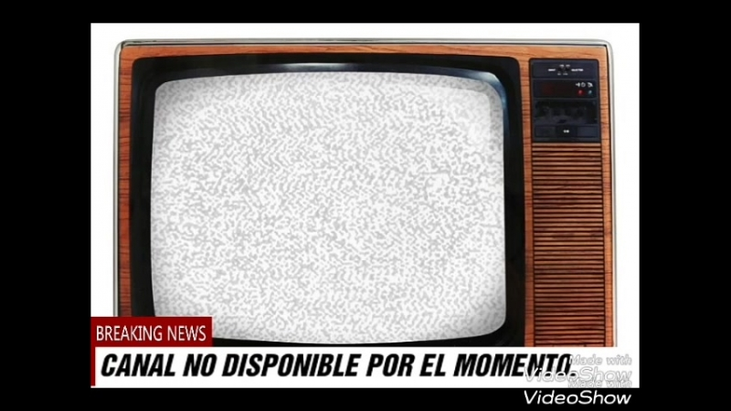 Intro para 📺 television m3u no disponible