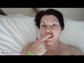 Ночной секс мачехой