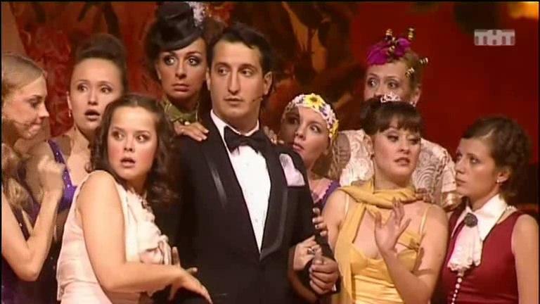 Камеди Вумен - Арарат уходит из Comedy Woman