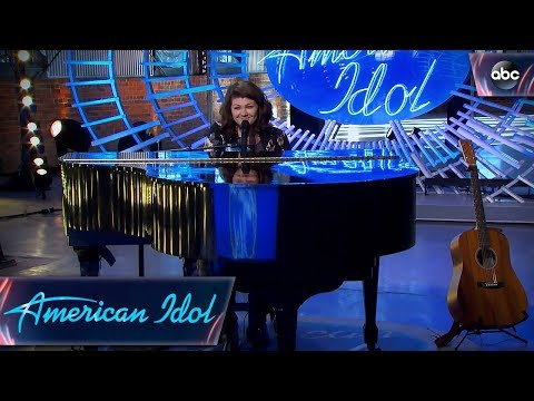 Shannon O'Hara Auditions for Idol With Adele's