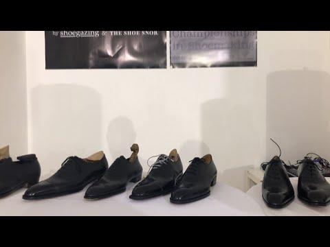 World Championships in Shoemaking 2018, award ceremony