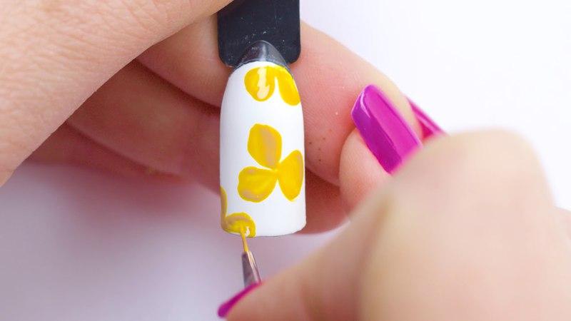 Wiosenny manicure :: Paznokcie hybrydowe w One Minute of Indigo Inspiration
