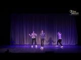 Клубные танцы  Варвара Оскирко  Fire Ballet