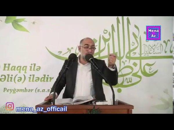 Elsen Xezer Imam Əli (ə,s) cox təsrli seir Mövludu 2018 fatimeyi zəhra məscidi