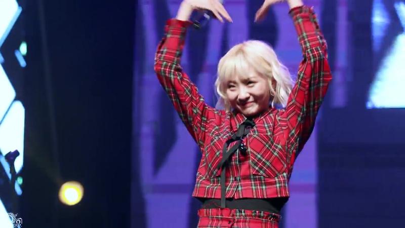 [FANCAM] 171119 Bolbbalgan4 (볼빨간 사춘기) - You(=I) @ Healing Concert for Ulsan 2017 Candidates