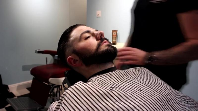Skin Fade Pompadour - Kieron The Barber -