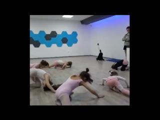 Школа современного танца в TERRASPORT