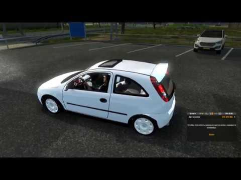 Opel Corsa для Euro Truck Simulator 2 v 1.30