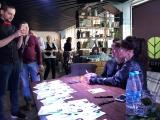 Автограф-сессия Юли Волковой в ТРК ЕвроПарк, Архангельск, 24.03.2018