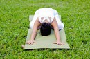 5 поз йоги, которые помогут расслабиться после напряженной недели