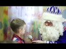 Большое Путешествие Деда Мороза в кафе Баскин Роббинс г. Ростов-на-Дону