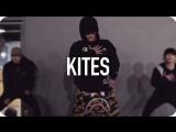 1Million dance studio Kites - N.E.R.D (ft. Kendrick Lamar &amp M.I.A.) Junsun Yoo Choreography