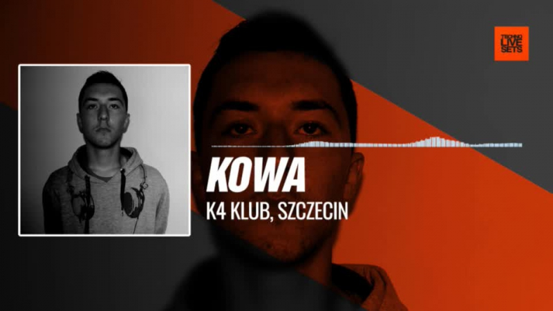 @Kow4official - K4 Klub, Szczecin 01-12-2017 Music Periscope Techno