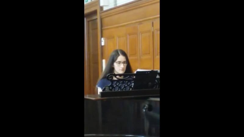 Consolation No.3 - Franz Liszt (22.07.2017)
