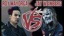Jay Weinberg vs Roy Mayorga SLIPKNOT vs STONE SOUR