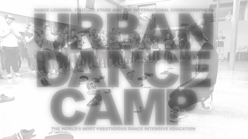 I See Fire - Ed Sheeran _ Anthony Lee ft Vinh Nguyen Choreography Kinjaz Crew _ URBAN DANCE CAMP