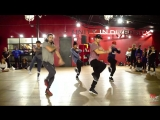 Alexander Chung x CJ Salvador Choreography | Chris Brown - Roses