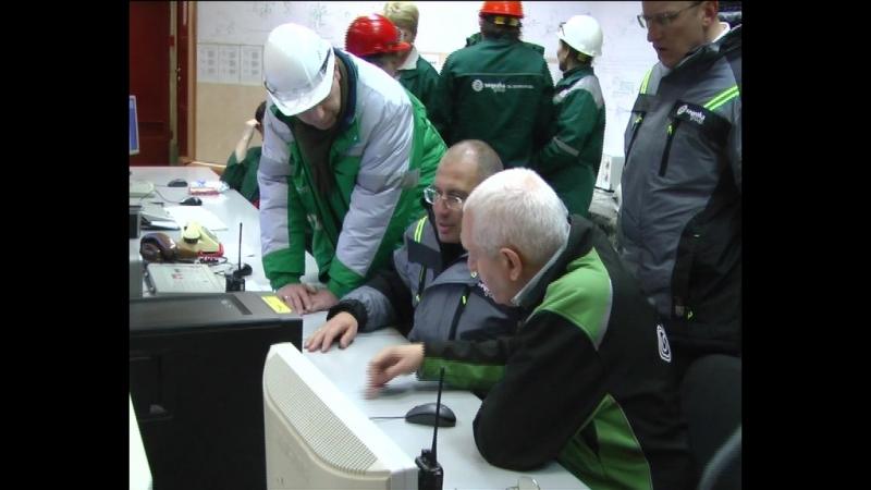 Рабочая поездка Михаила Шамолина на ЦБК