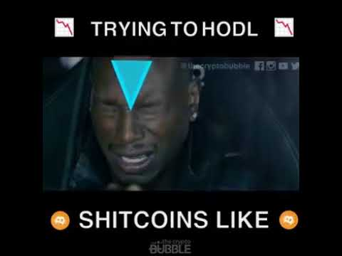Юмор. Fast Furious TRYING TO HODL