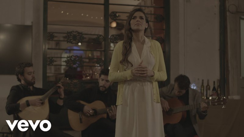 Cuca Roseta (Португалия) - Triste Sina Тяжёлая доля (2018)