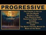 Starsoup - Castles of Sand (Progressive Rock Metal 2017)