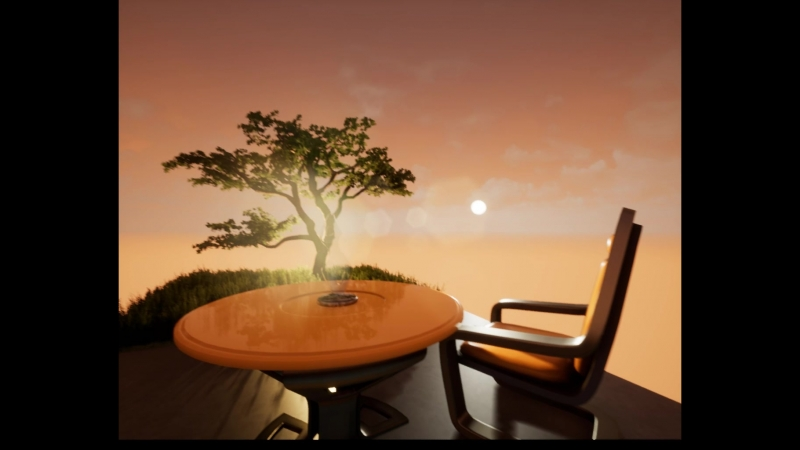 Animated material (UE4)