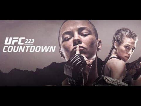 UFC 223 Rose Namajunas vs Joanna Jedrzejczyk Promo Video HD 1080p