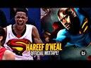 Shareef ONeal SON OF SUPERMAN OFFICIAL BALLISLIFE MIXTAPE