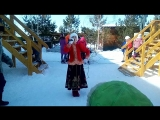 ВС Карамель Алсу Билалова-Тайна моя девичья Проводы зимы 10.03.18 г Аврора