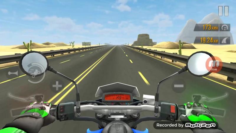 Играем в Traffic Rider 3