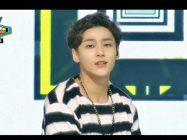 UNIQ Falling In Love 유니크 폴링 인 러브 Show Champion 20141119
