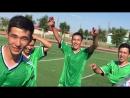 Ақ бидай 2017 Қобда ауданында өткен шағын футболдан іріктеу ойындары