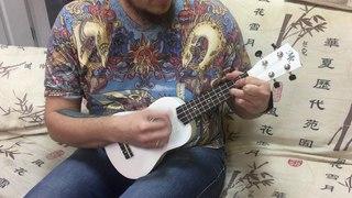 MARTIN ROMAS 21WH - Укулеле сопрано 21, чехол в комплекте, цвет белый
