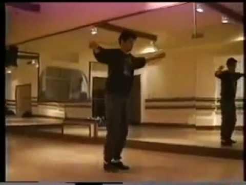Mark Mendonca - master tap dancer