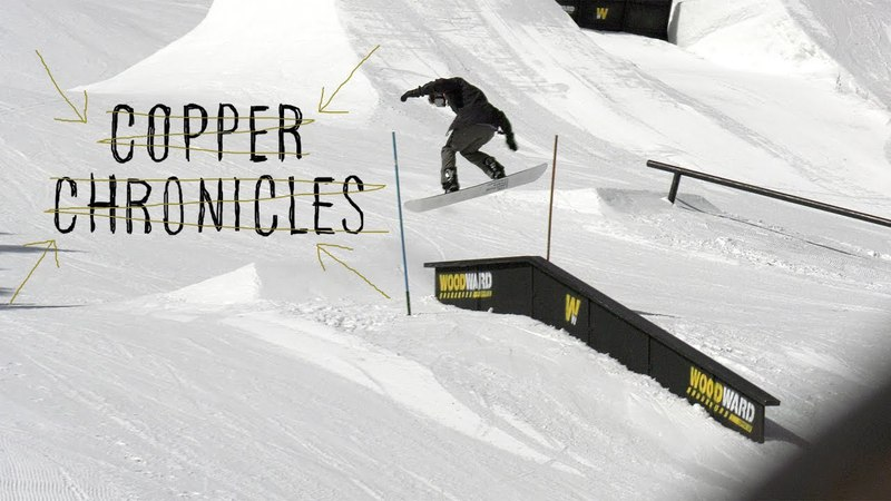 Copper Chronicles: S3E3 at Woodward Copper