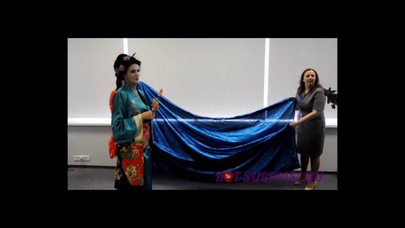 Тайная сила Японии - видео с японского квеста (Hot-Surprise.ru)