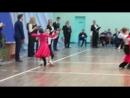 2 место В открытом Первенстве города Мурманска по танцевальному спорту Дети 1 Е класс Полуфинал 18 02 2018