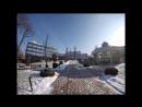 Солнечный зимний день в Schloss Hotel Ysntarniy