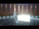 г.Волгоград. Смена почетного караула у вечного огня на Мамаевом кургане