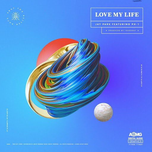 Jay Park альбом Love My Life (feat. pH-1)