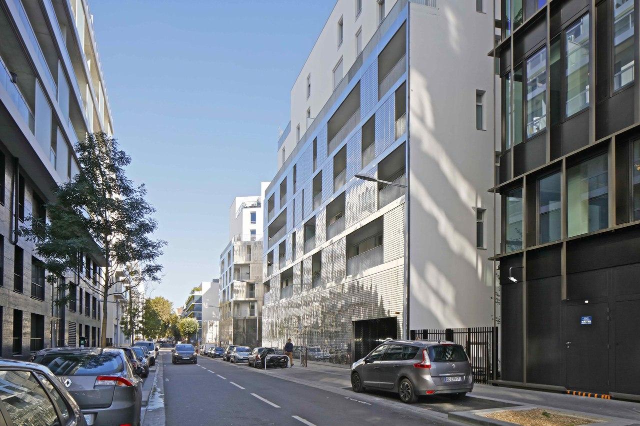 Cap City Rives de Seine / PPA architectures